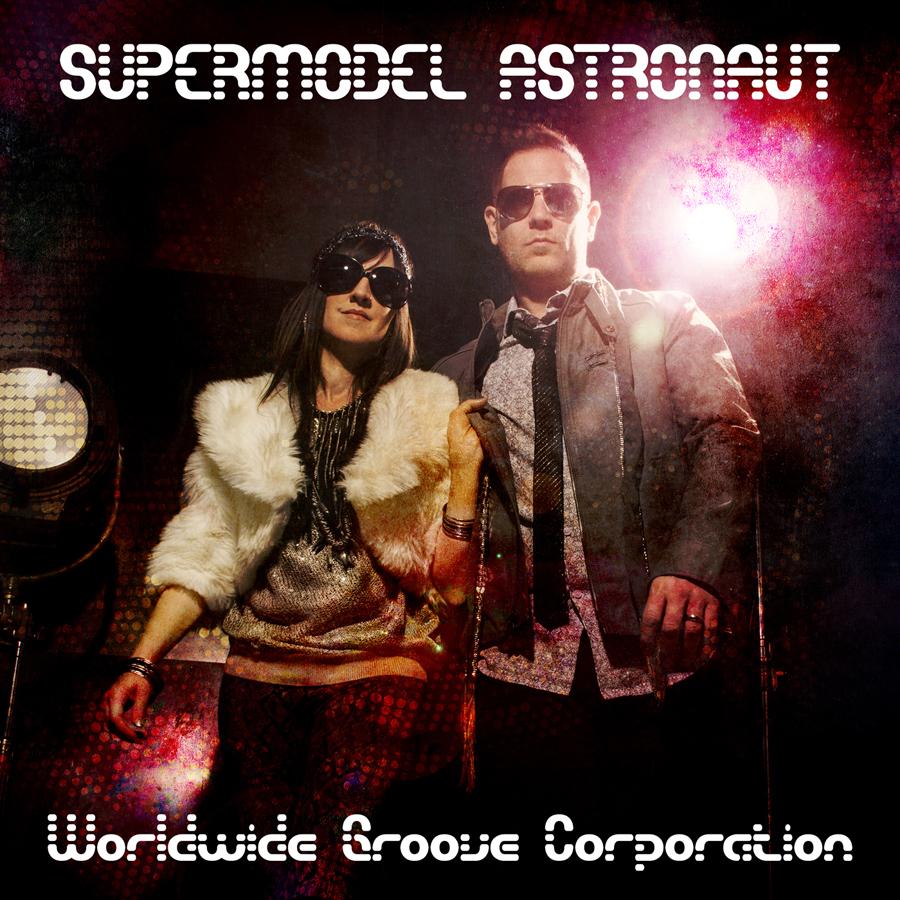 Supermodel Astronaut