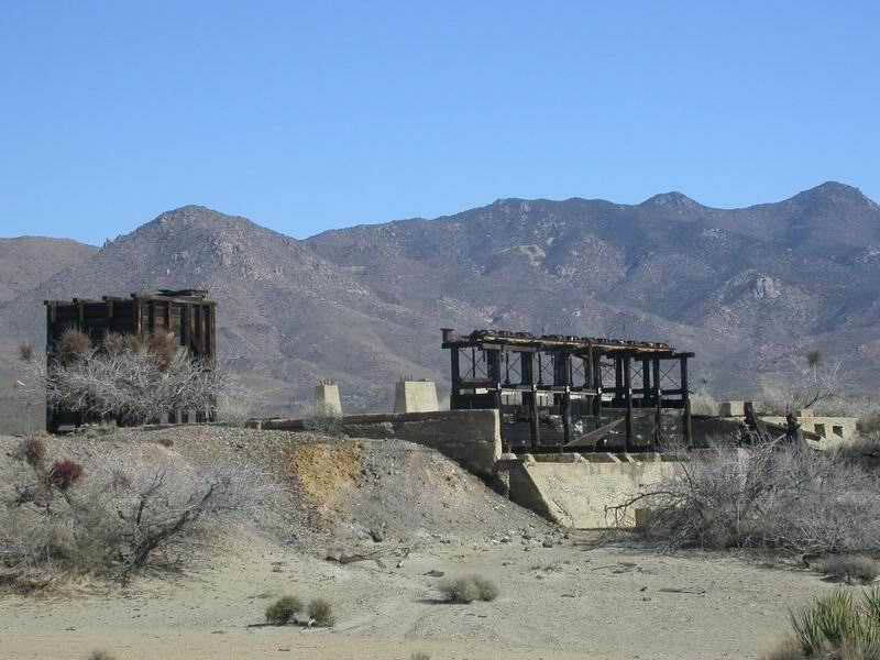 Silver chloride mining operation (abandoned)