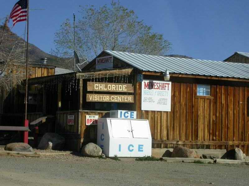 Chloride visitor center
