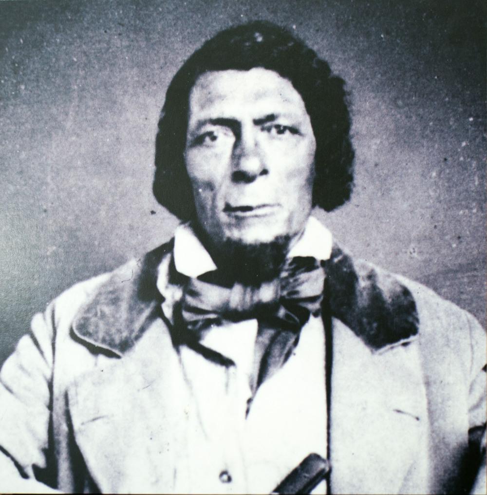 James Pierson Beckwourth