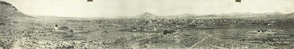 Goldfield Nevada, September 24th, 1915