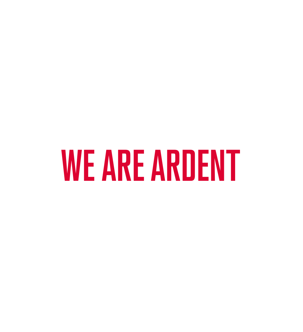 We Are Ardent