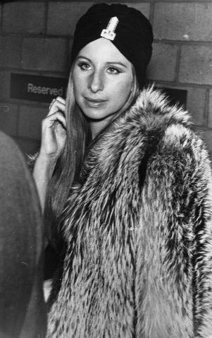 Barbra Streisand, c. 1970
