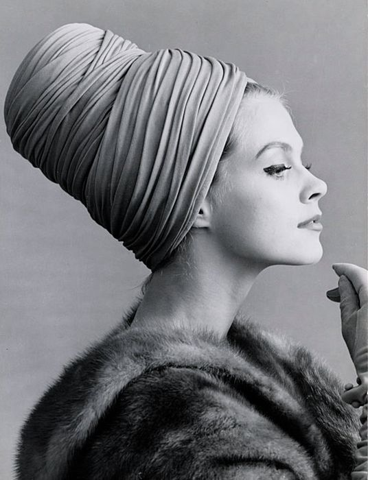Bonny Huf is wearing Max Heymans, photo Hans Dukkers, 1961