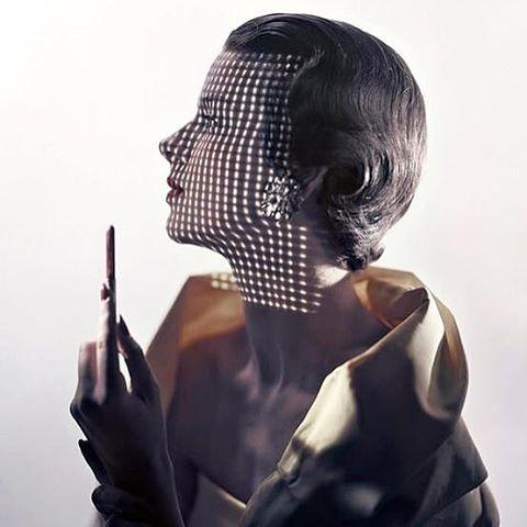 #erwinblumenfeld 1950. #fashionphotography #vintagestyle #vintagevogue
