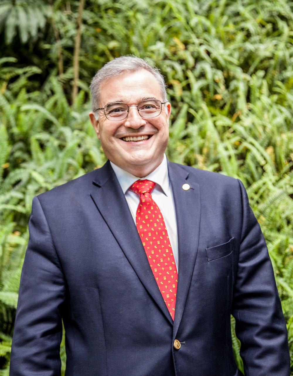 Ramón Parellada Guatemala President of Antigua Forum 2018 Entrepreneur; director of Exploraciones sobre la libertad, a joint colloquia program between Liberty Fund and Universidad Francisco Marroquín (UFM); treasurer of UFM