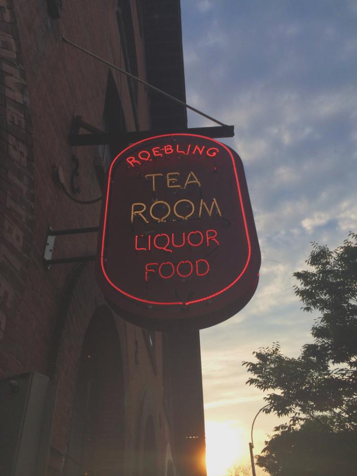 roebling tea rom