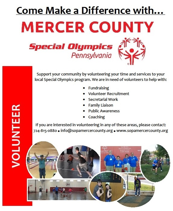 Volunteer Recruitment Flyer