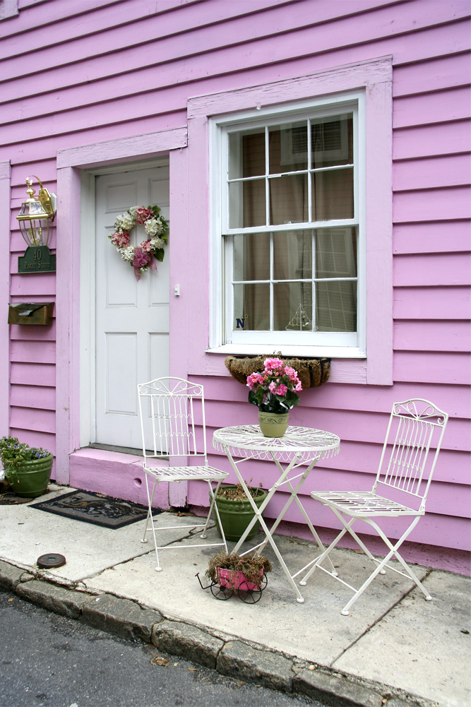 Pink House, Annapolis