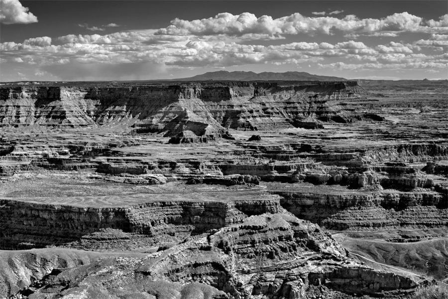 Dead Horse Point, September Afternoon