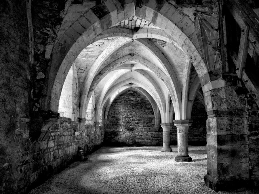Le Cellier, Abbaye de la Bussière, Cote d'Or