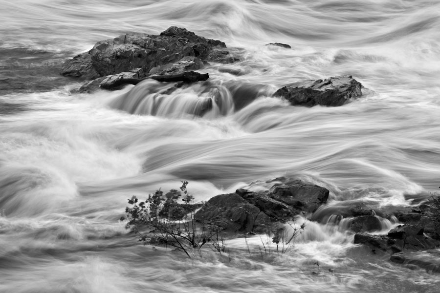 Rocks and Water, Great Falls