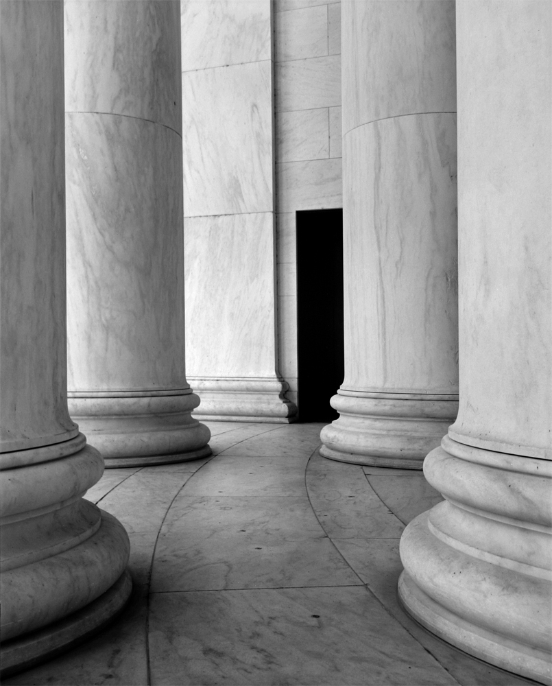 Jefferson Memorial Columns