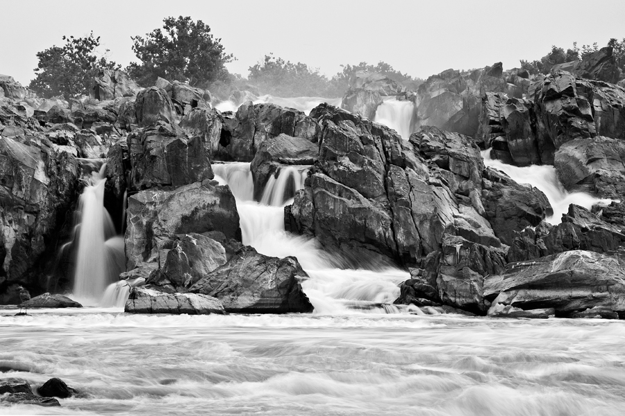 Great Falls From Fishermen's Eddy