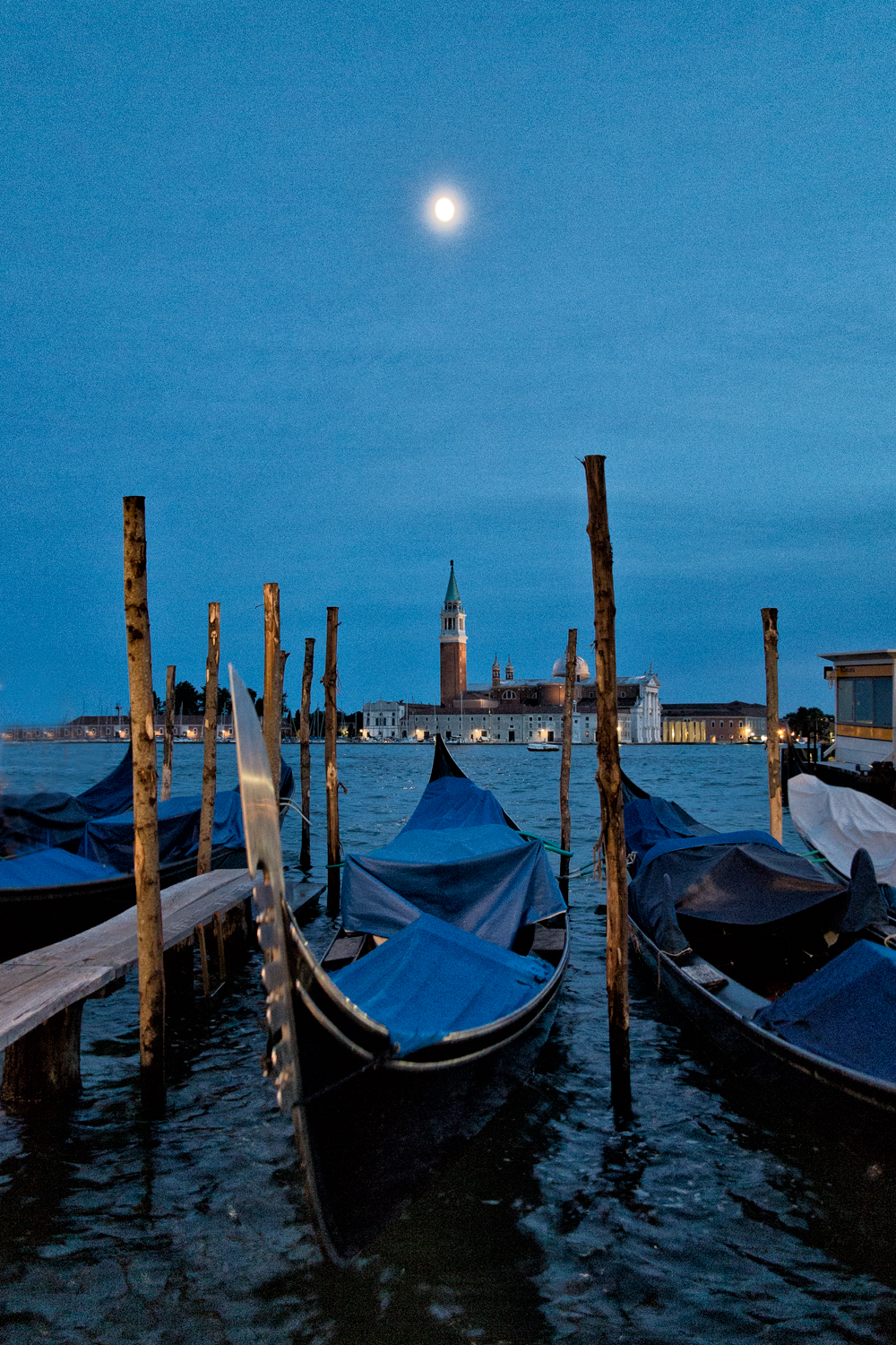 Venice, Italy, August Evening