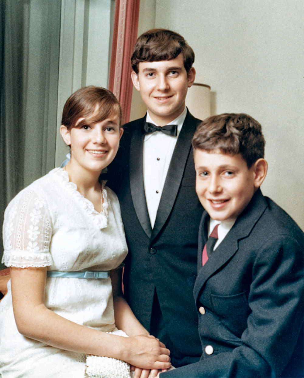 Lee, Sally and Danny, 1968