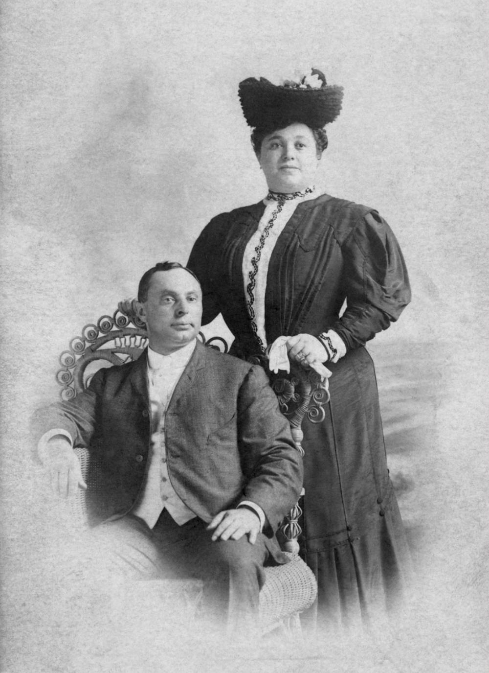 Leon and Bessie Gottlieb