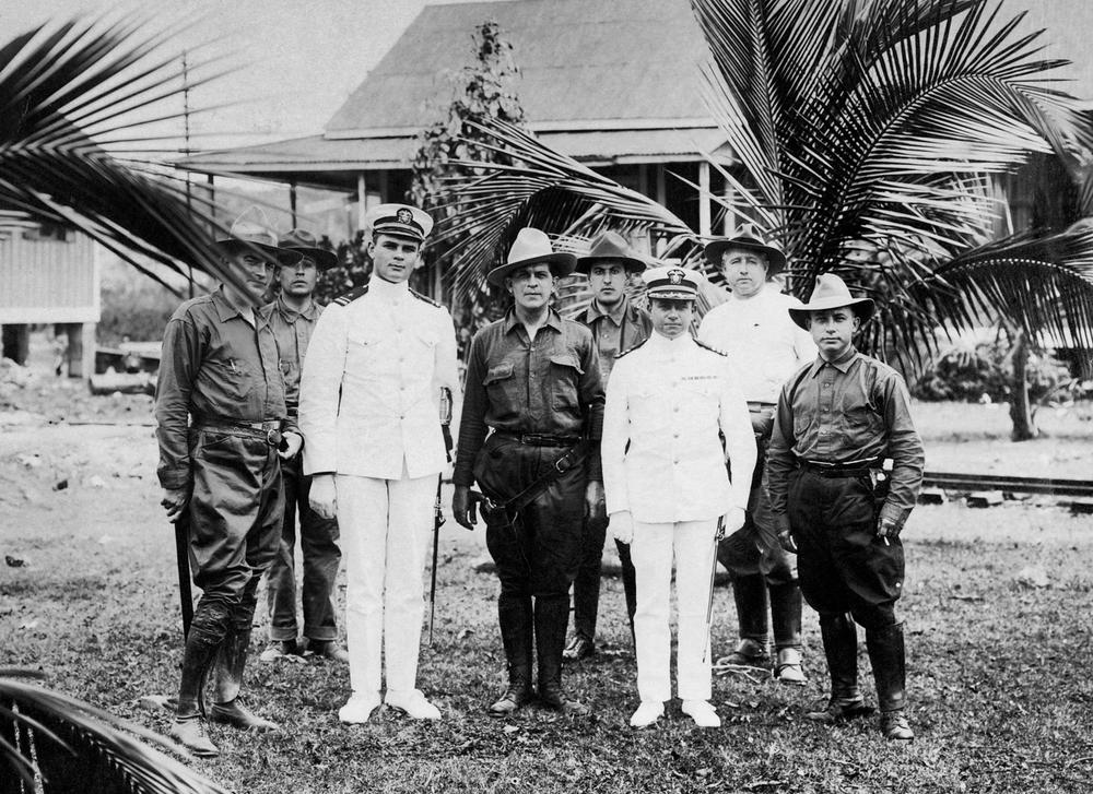 Harry Goodstein in Panama