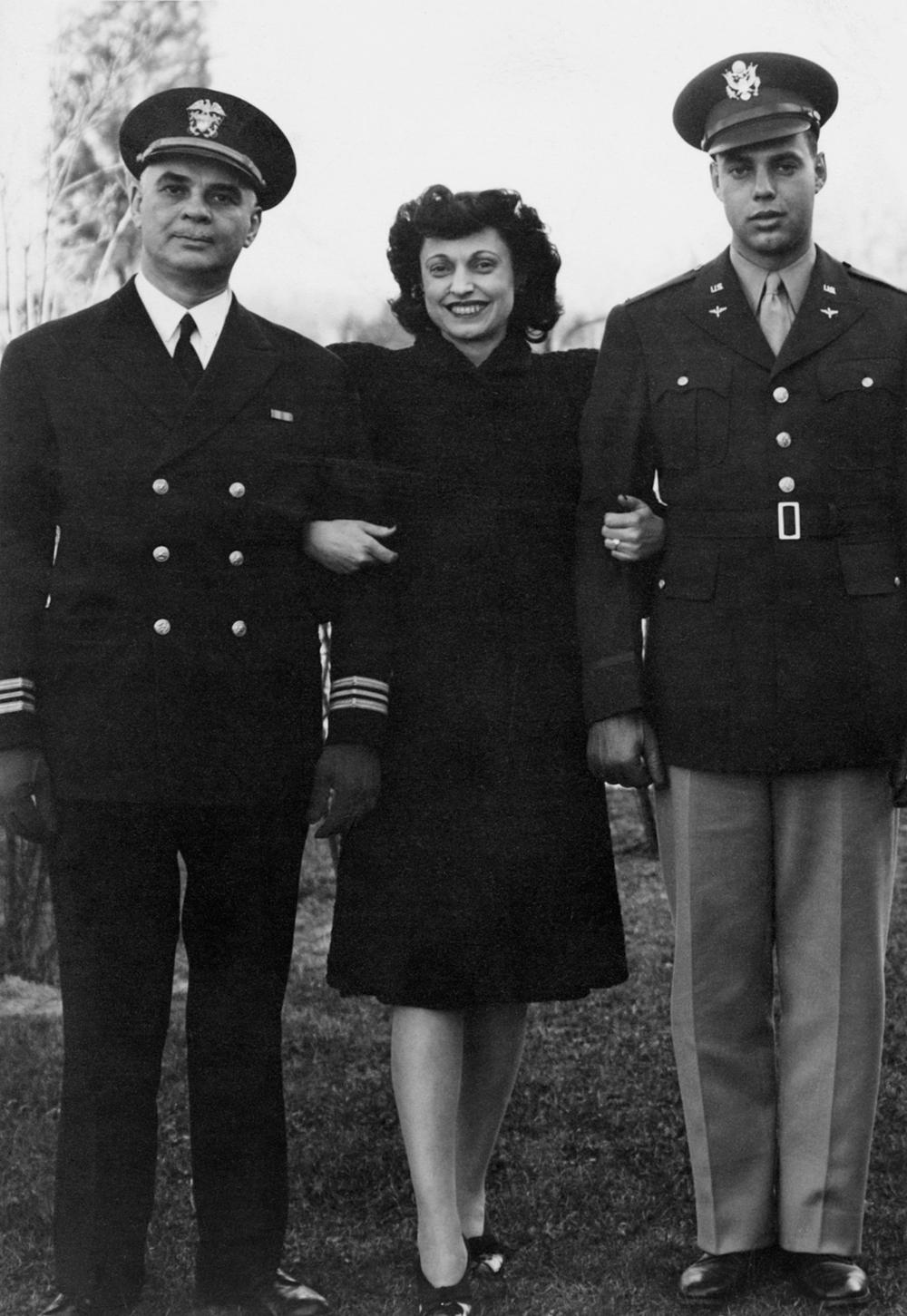 Harry, Kathryn and Doug