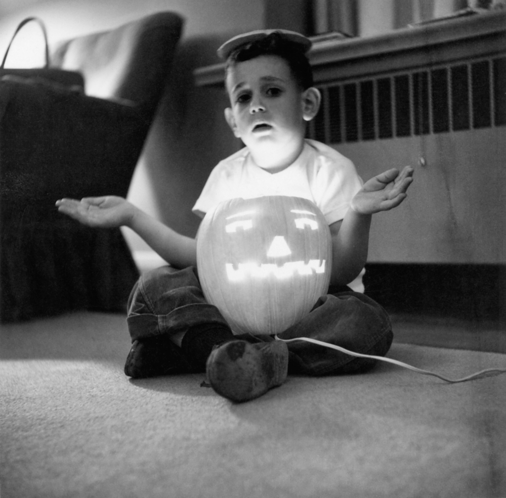 Danny at Halloween