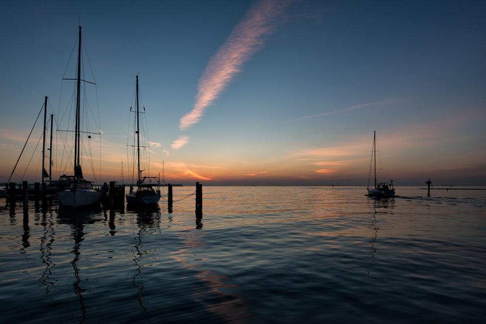 Annapolis, April Morning