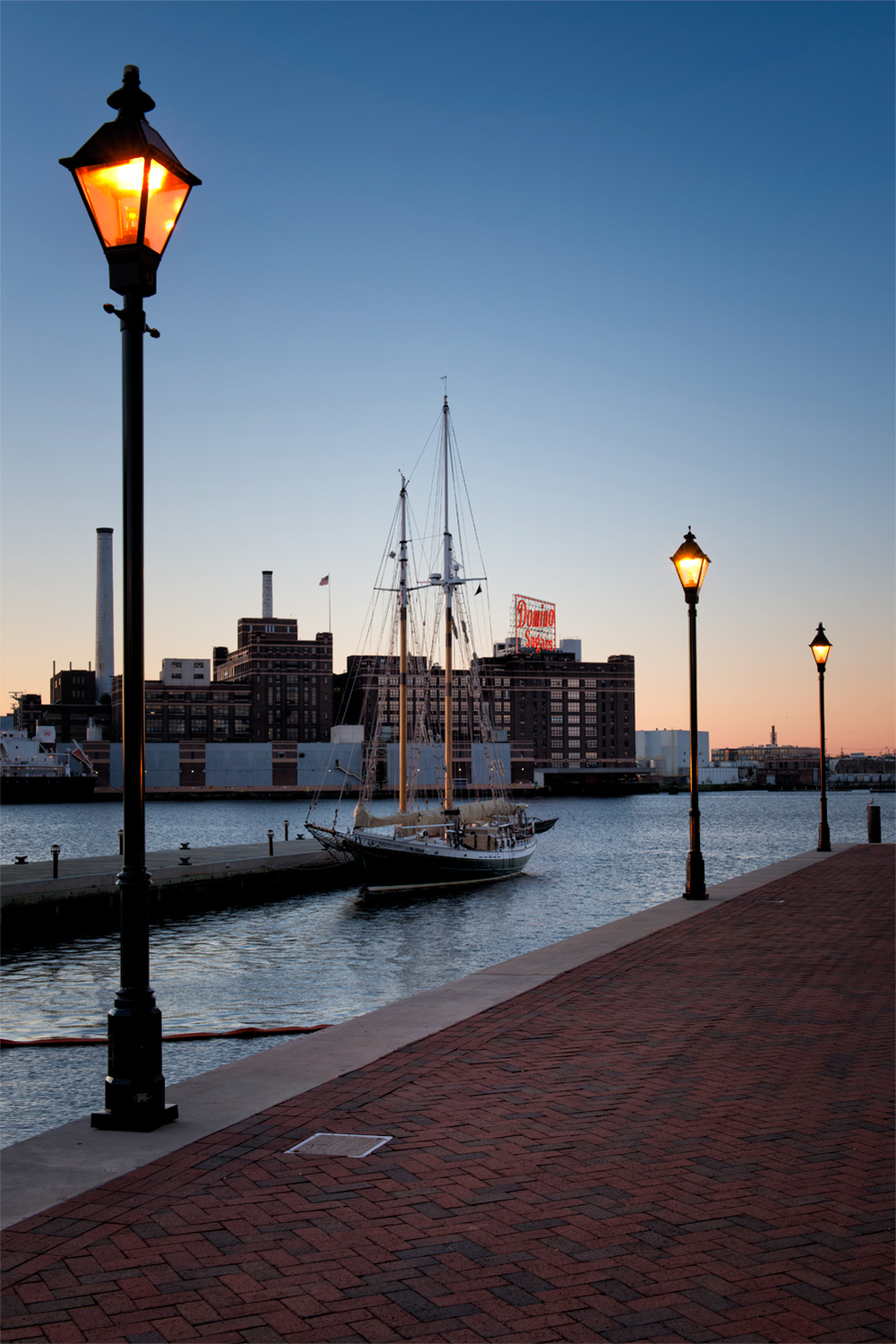 Fells Point, October Morning