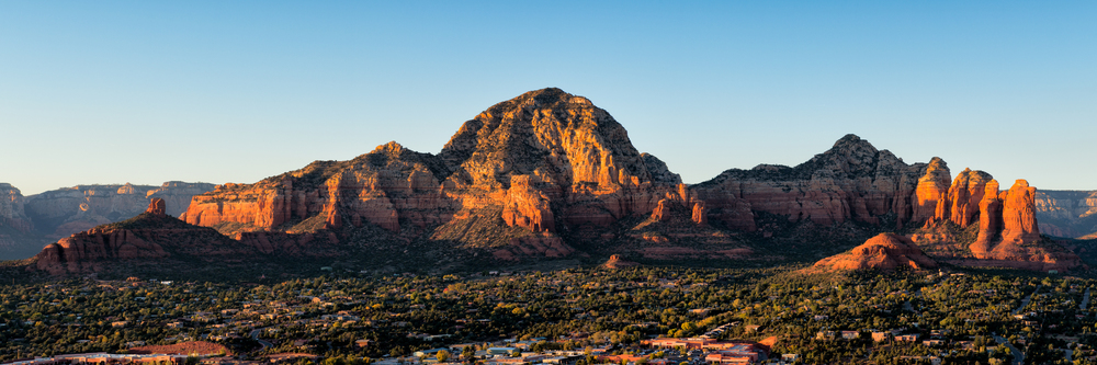Sedona AZ, November Afternoon