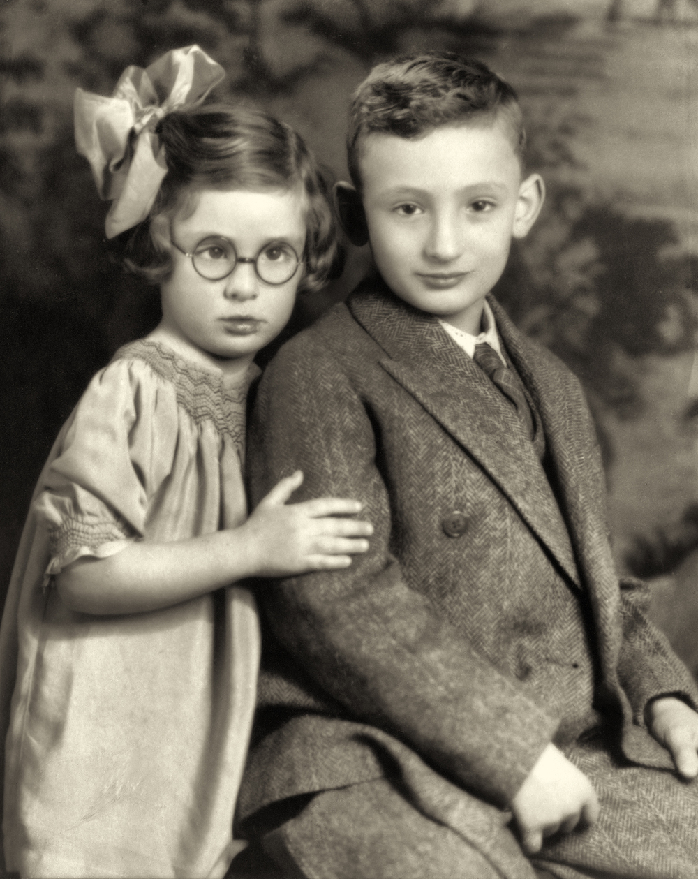 Lillian and Bernard Finestone