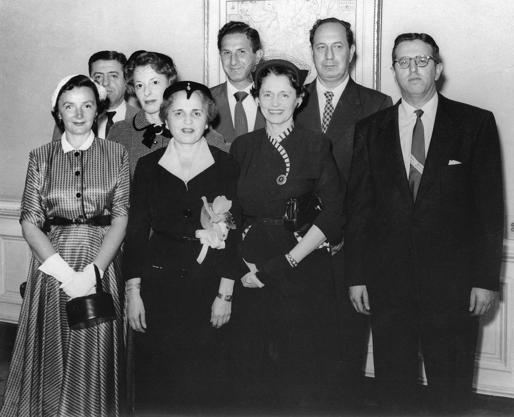 Lazarus Family
