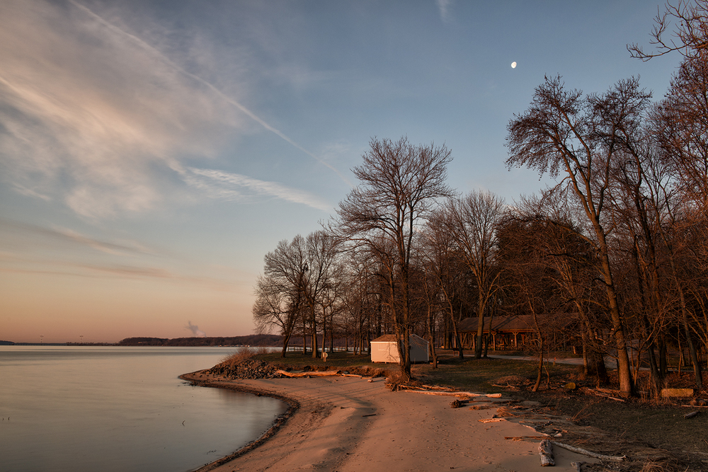 Leesylvania Park, February Morning