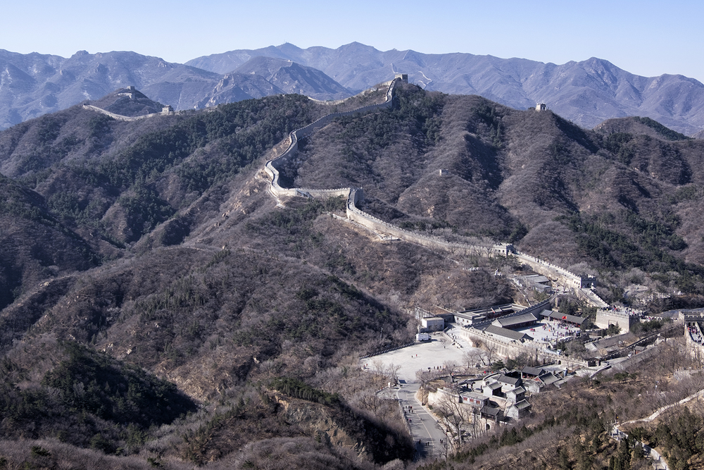 Great Wall, March Morning