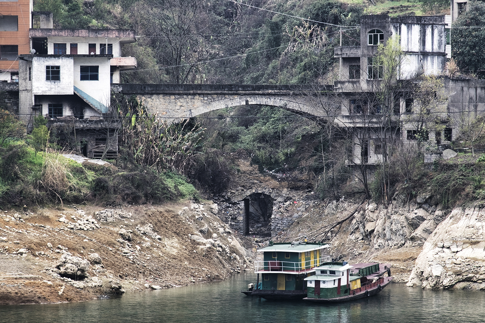 Along the Yangtze