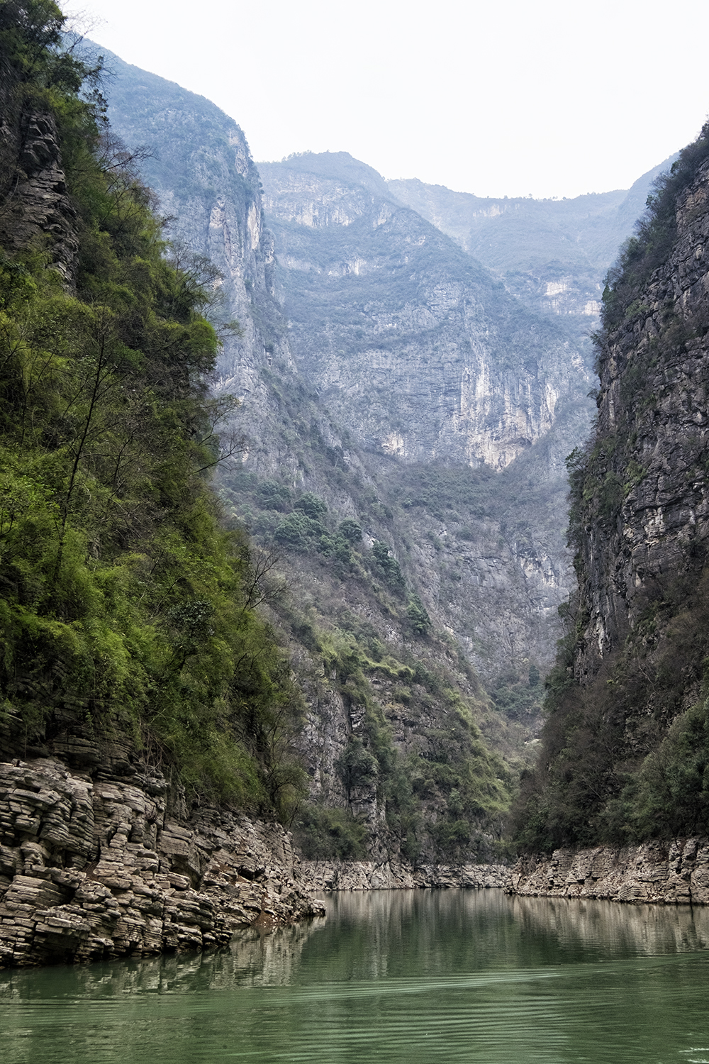 In the Wu Gorge
