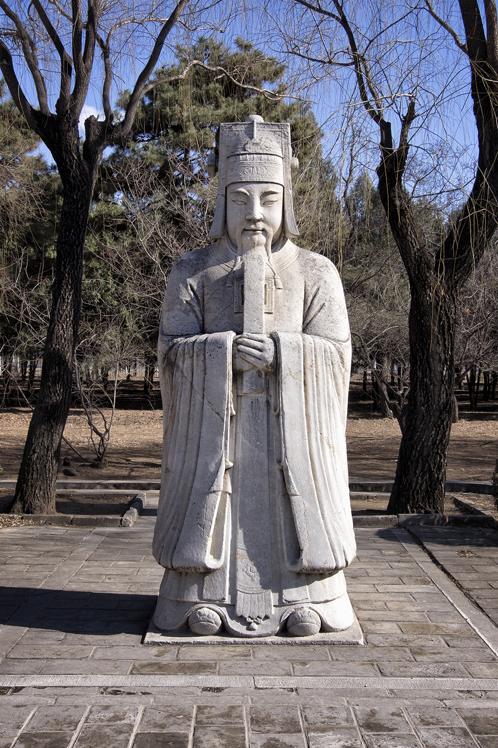 Ming Tombs Figure