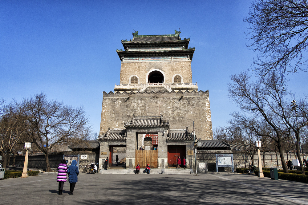 Beijing Bell Tower
