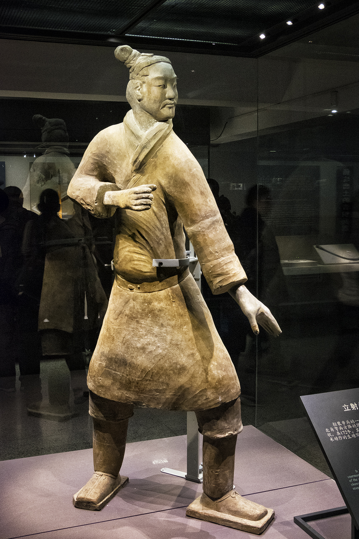 Terracotta Archer