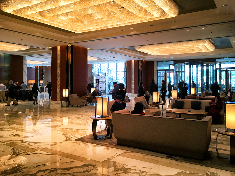 The Kerry Hotel, Beijing