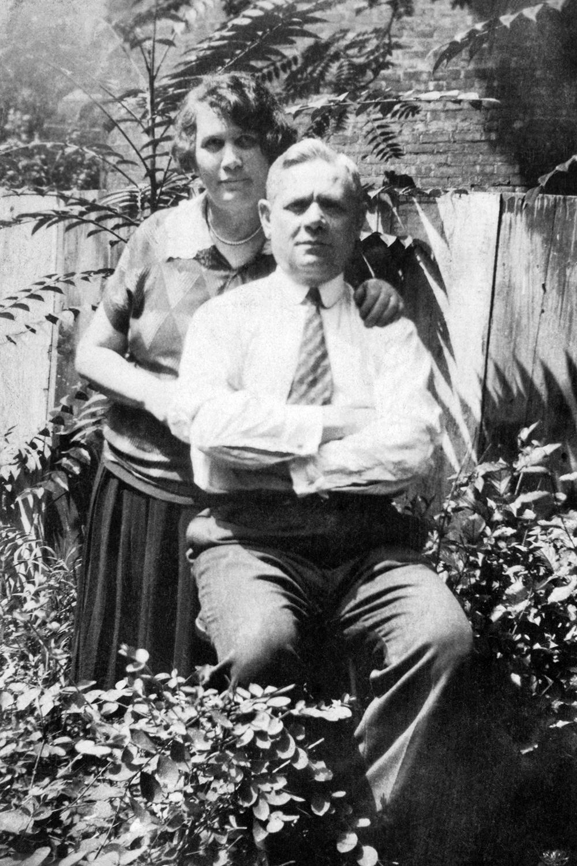 Sadie and Abraham Richolson