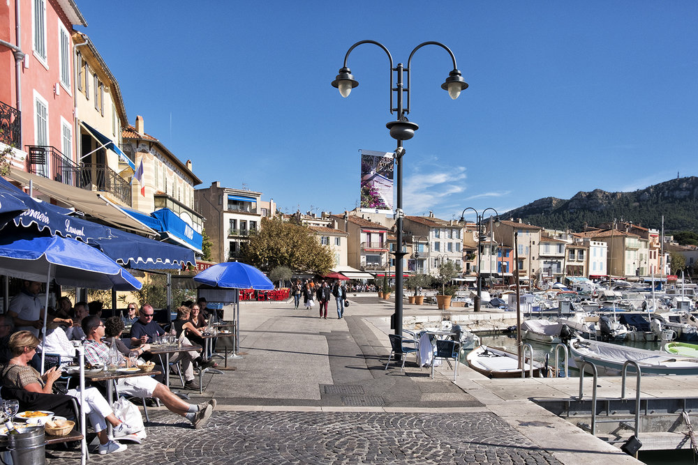 Cassis, France