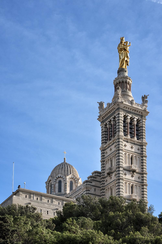 Notre Dame de la Garde, Marsaille