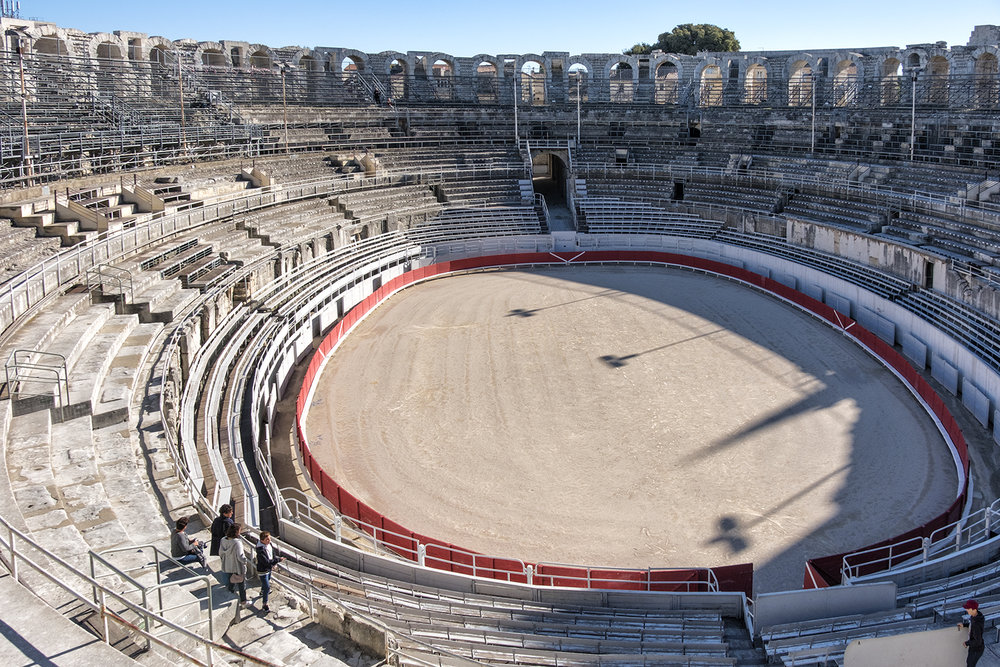 The Arena at Arles