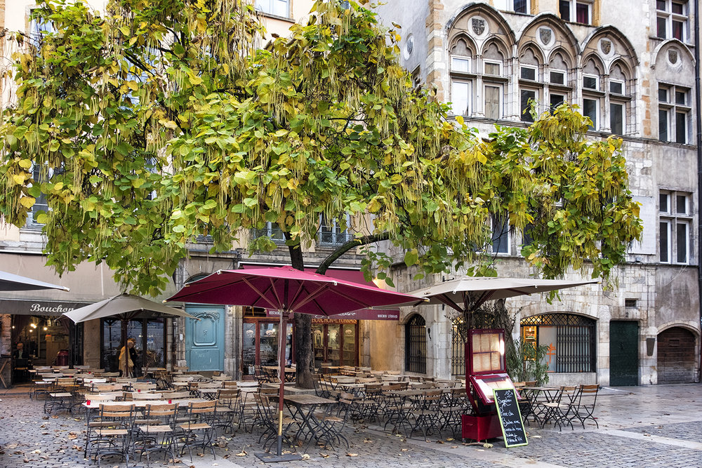 Old Town, Lyon