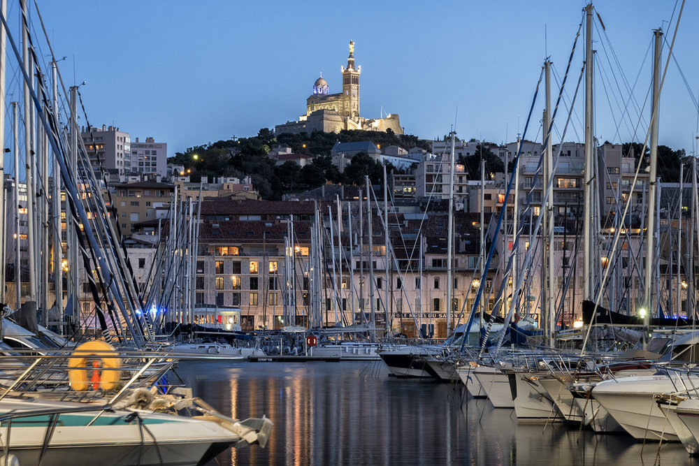 Marseille, October Evening