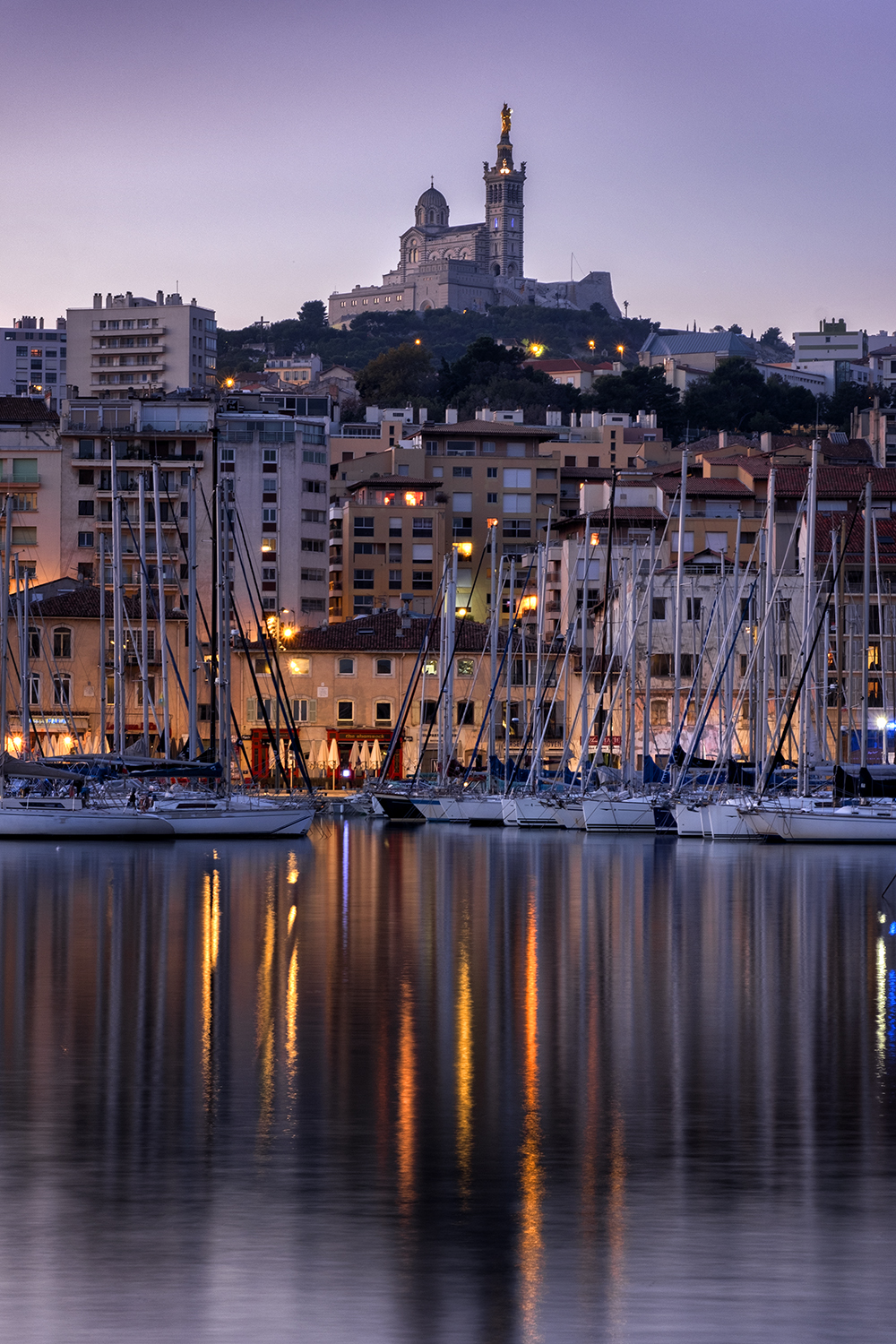 Marseille, October Morning