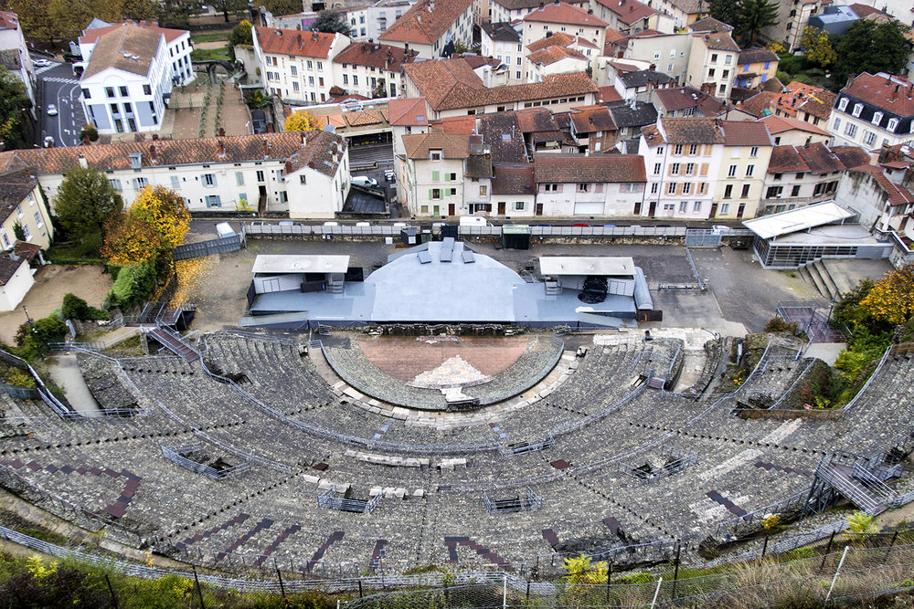 Roman Theater, Vienne, France