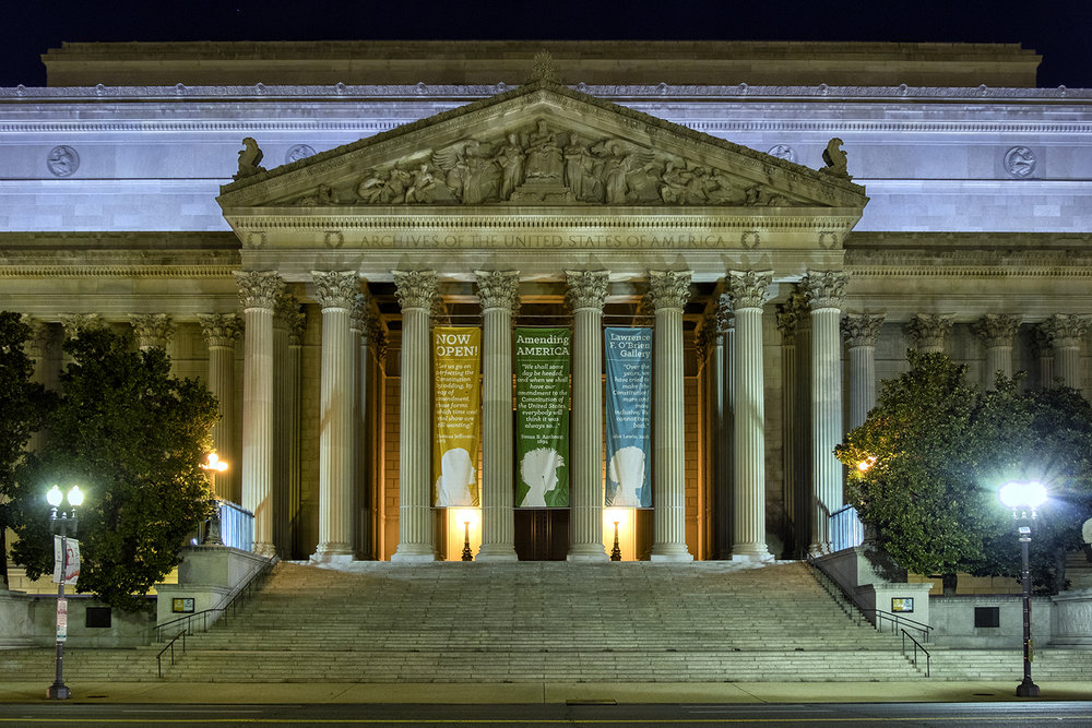 December at National Archives