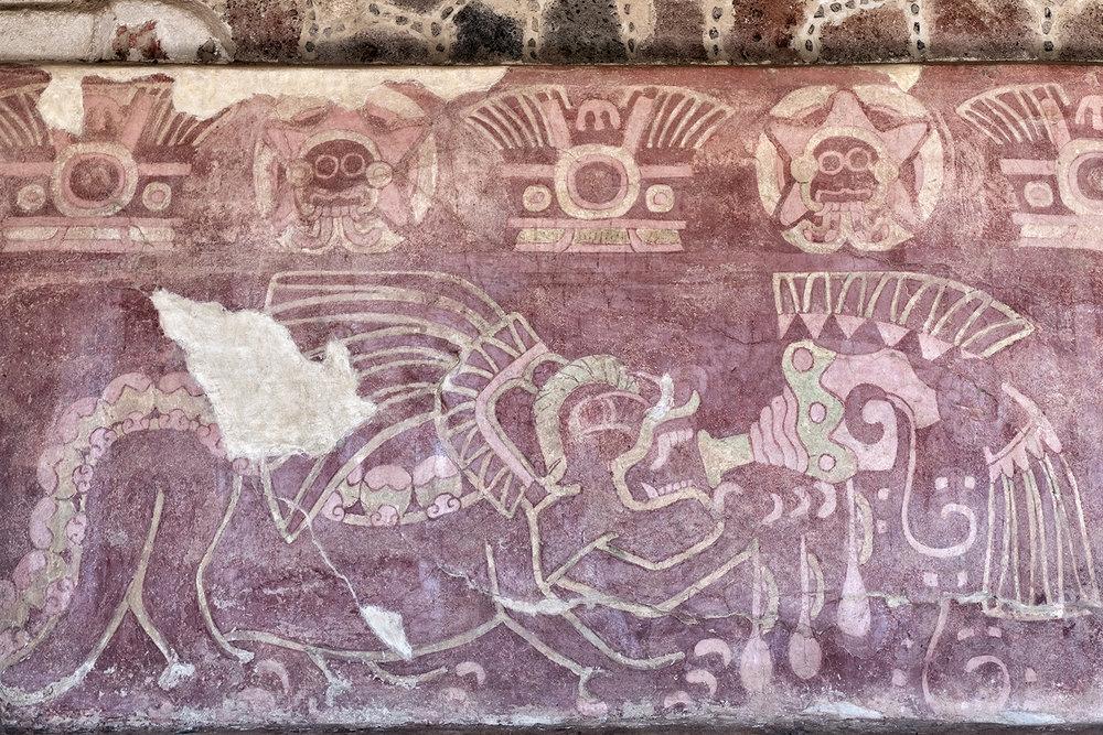 Jaguar, Teotihuacan, Mexico