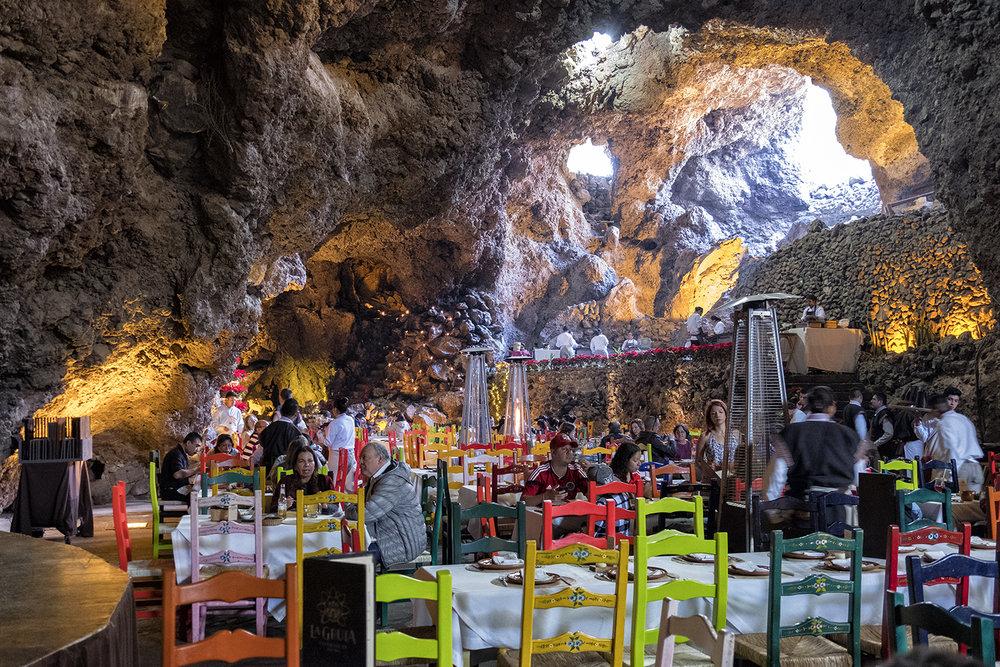 La Gruta Restaurant, San Juan Teotihuacan, Mexico