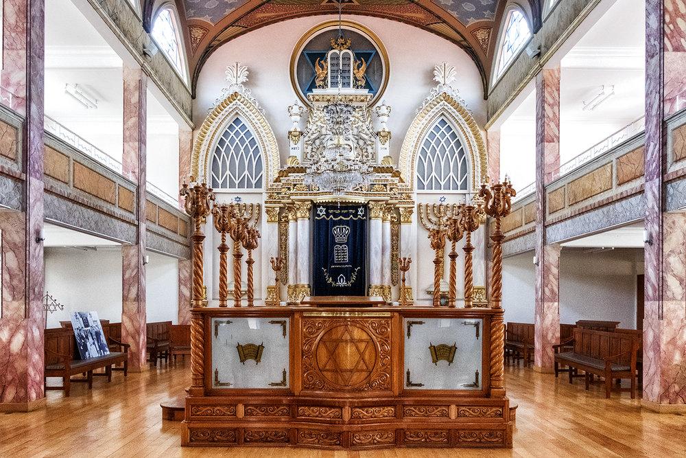 Sinagoga Justo Sierra, Mexico City