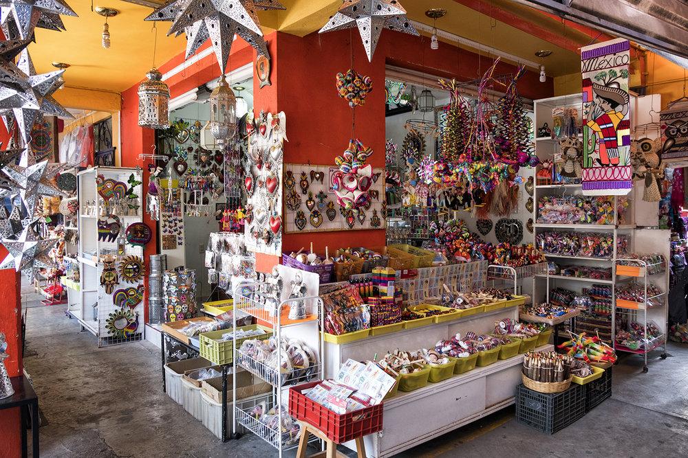 La Ciudadela, Mexico City